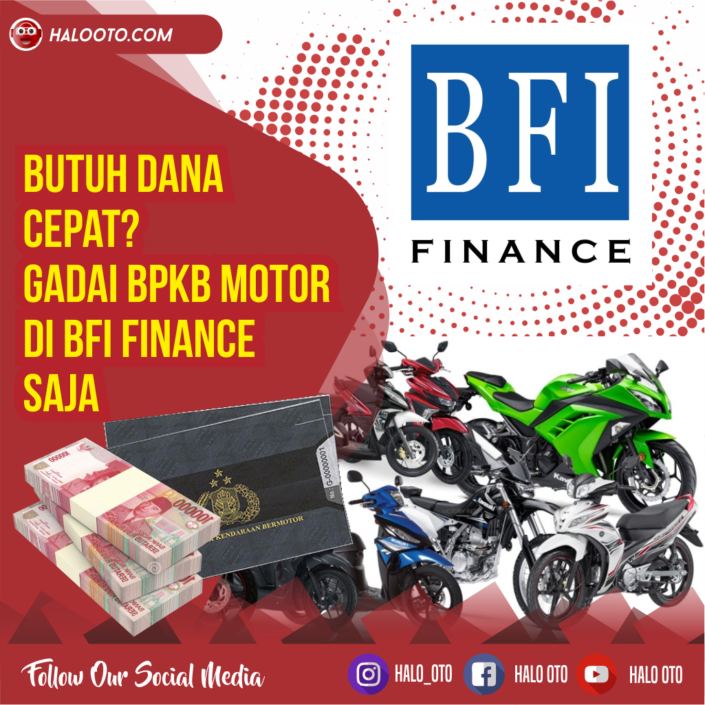 Image result for Pinjaman Jaminan BPKB di BFI Finance